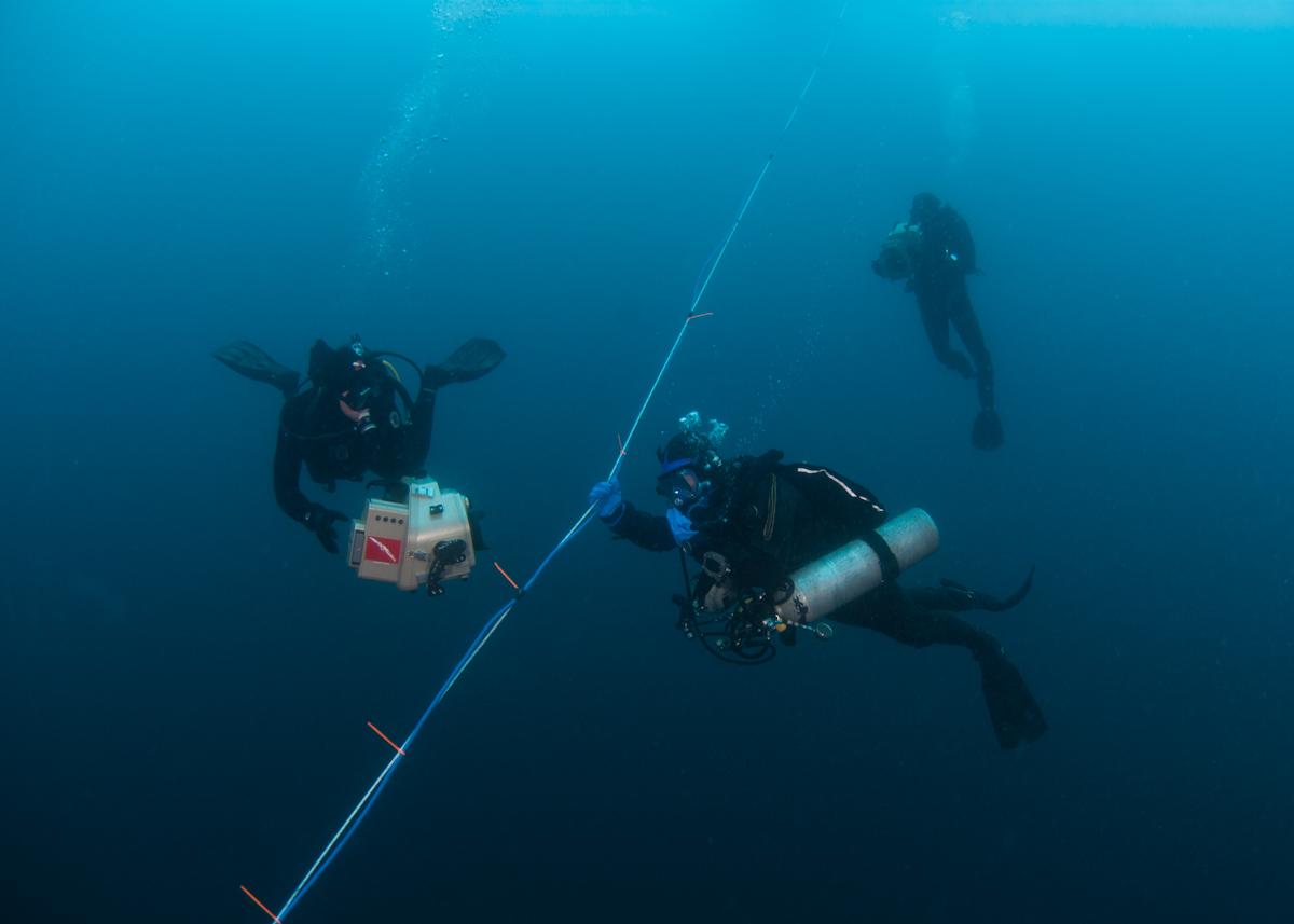 World Record Deep Sea Dive